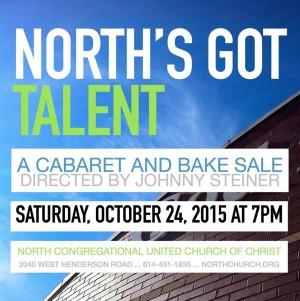 North Church Talent Show